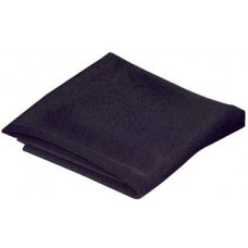 Black Loudspeaker Grill Cloth