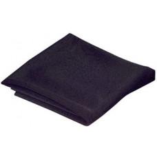 Black Loudspeaker Grill Cloth