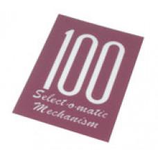 Seeburg Emblem M100A
