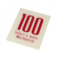 Seeburg Emblem Model M100C