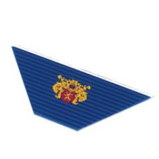 Top Centre Blue Crown