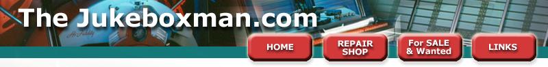 AMI Continental Jukebox Title Headings Set of 12