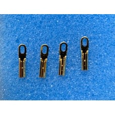 Pick up connectors (gold plated) for cartridges